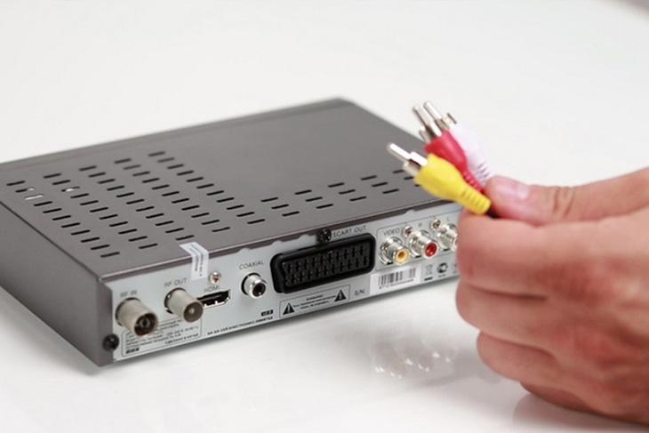 Как установить цифровое оборудование